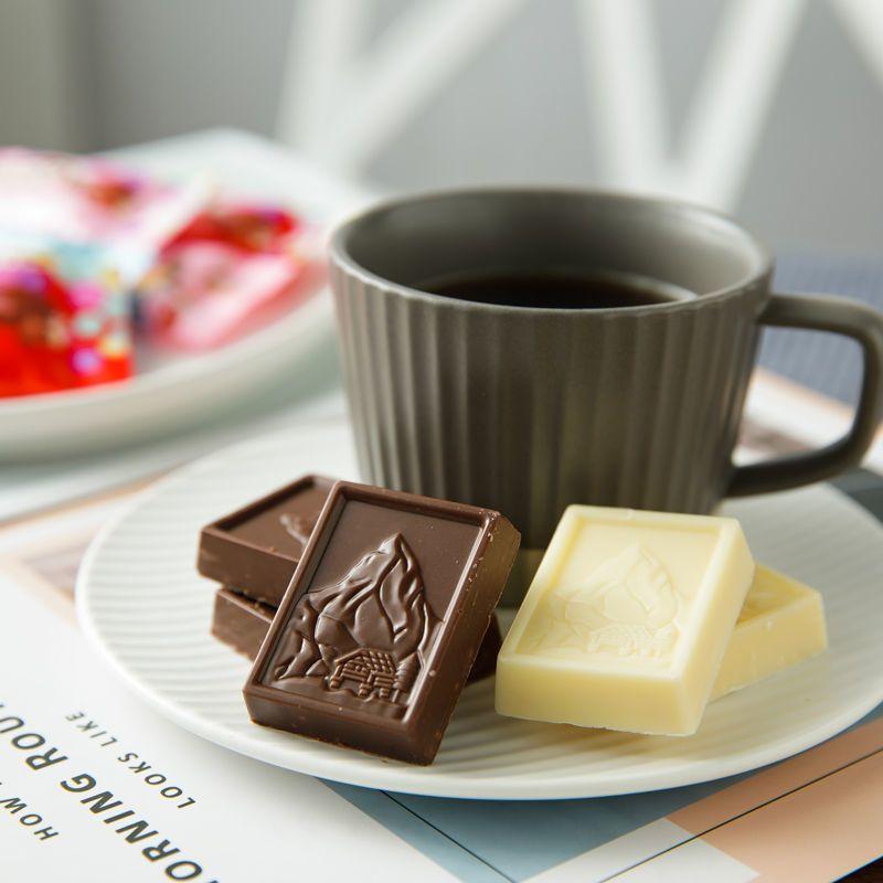 88888-丝滑牛奶巧克力零食批发结婚喜糖混合夹心巧克力糖果年货大礼包-详情图
