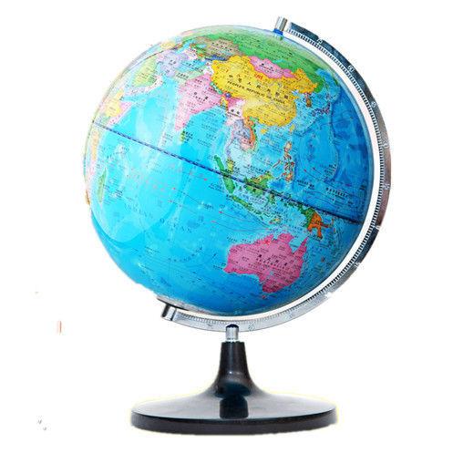 教学专用高清世界地球仪摆件