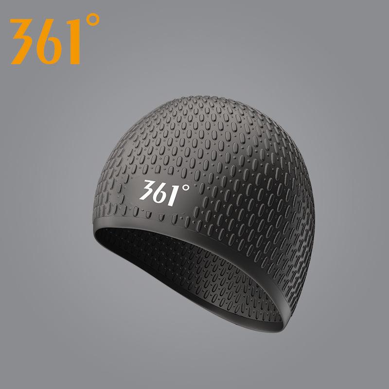 百亿补贴: 361度 水滴纹理 硅胶泳帽