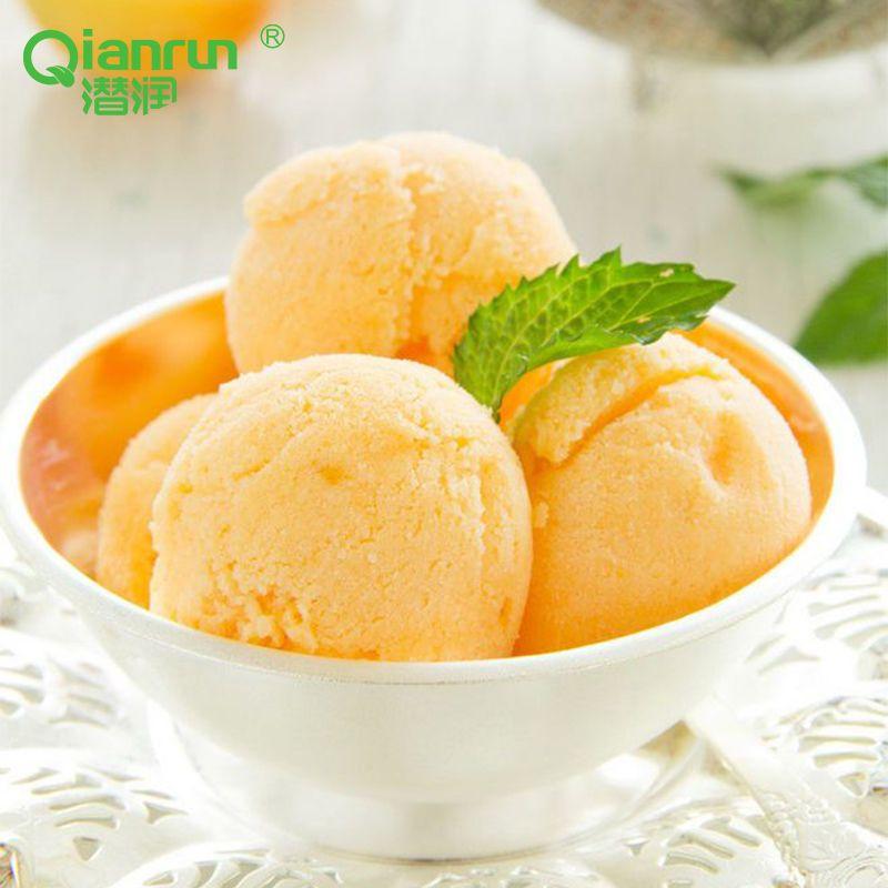 88435-潜润冰淇淋粉100g雪糕粉酸奶配料牛奶味自制家用冰激淋原材料盒装-详情图