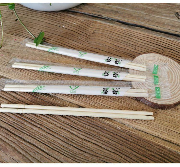 【一次性筷子批发】饭店专用便宜普通商用快餐外卖卫生筷家用熊猫快子