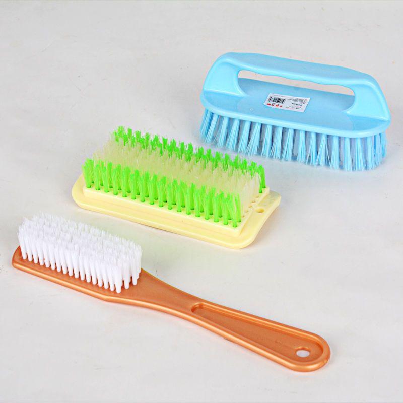 洗衣刷鞋刷子清洁刷多功能刷子洗鞋刷塑料刷板刷长柄刷