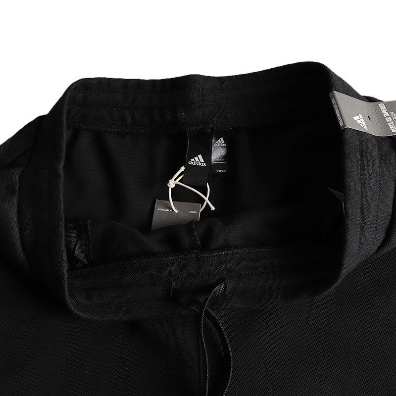 Adidas/愛迪達新品男褲休閑學生經典舒適跑步運動褲長褲 EH3752