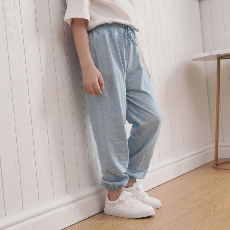 儿童防蚊裤2020夏季新款薄款宝宝