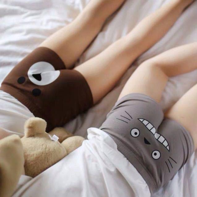 儿童纯棉内裤男童平角裤全棉宝宝小男孩小童中大童四角裤100%短裤