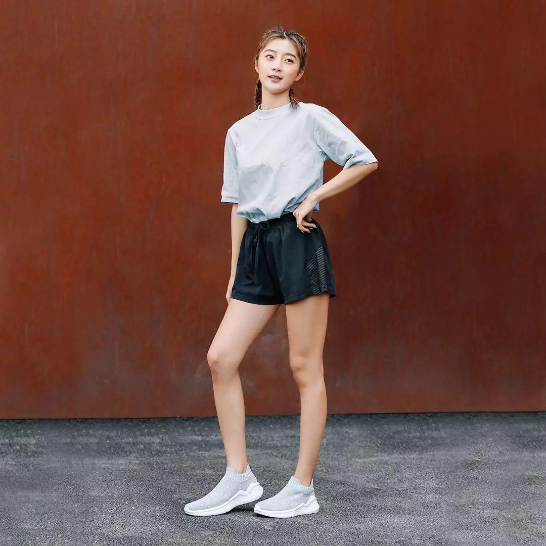 热卖新款小米FREETIE抗菌防泼水袜套健步鞋飞织透气男女夏休闲跑