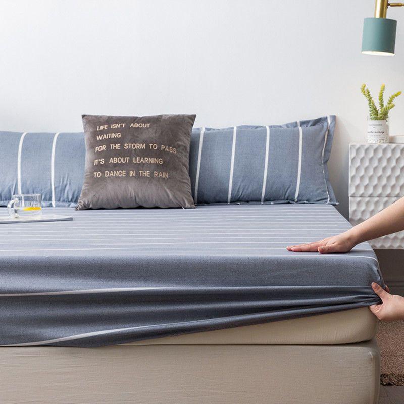 【30天无忧退换】防滑床罩床笠单件加厚垫席梦思保护套全包床垫套