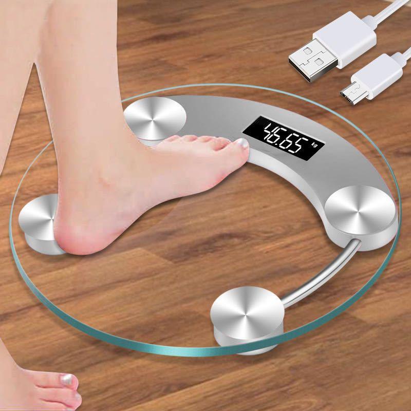 体重秤精准家用电子称健康秤人体秤成人学生减肥称重器【8月16日发完】