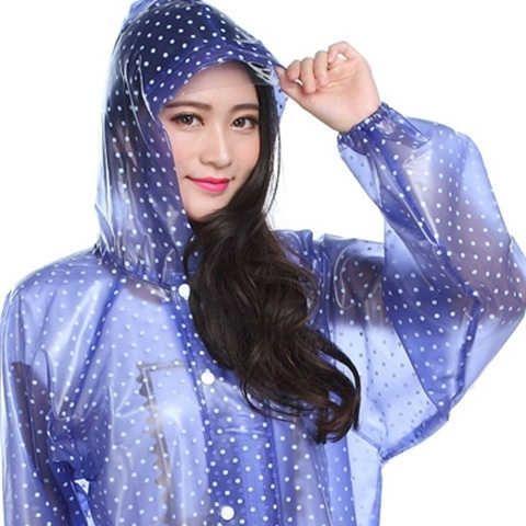88722-雨衣 分体 连体雨衣套装男女士款徒步骑行旅游成人雨衣雨裤长雨衣-详情图