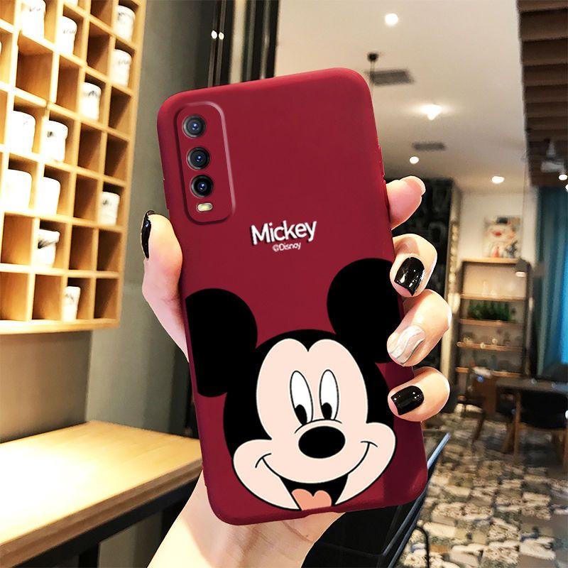 vivoy51s手机壳男女硅胶网红可爱Y51S全包防摔新款磨砂软壳超薄潮