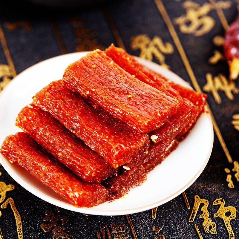 大刀肉辣条零食小吃网红零食办公室零食品