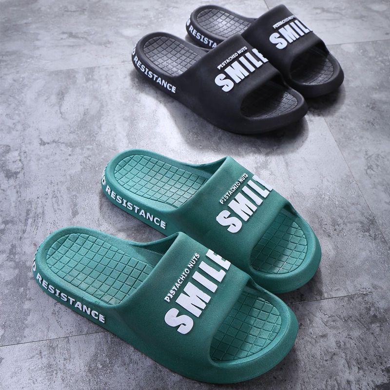潮流个性居家拖鞋男夏外穿韩版