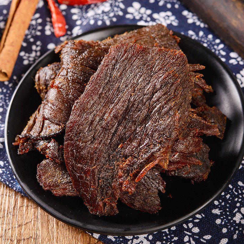 内蒙古手撕牛肉干来袭