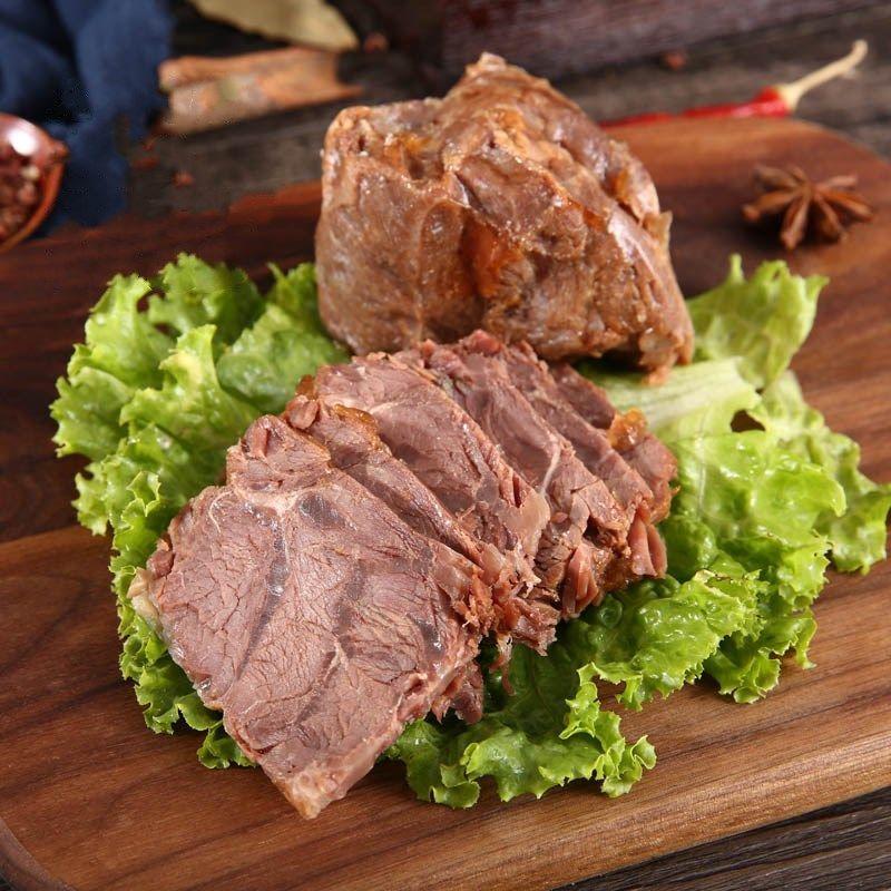五香牛肉250g*1袋五香酱卤肉卤牛肉