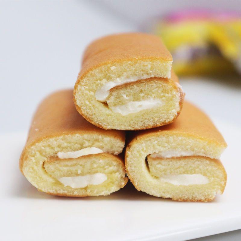 瑞士奶味卷整箱装多规格混合口味西式奶油蛋糕营养早餐面包10袋起