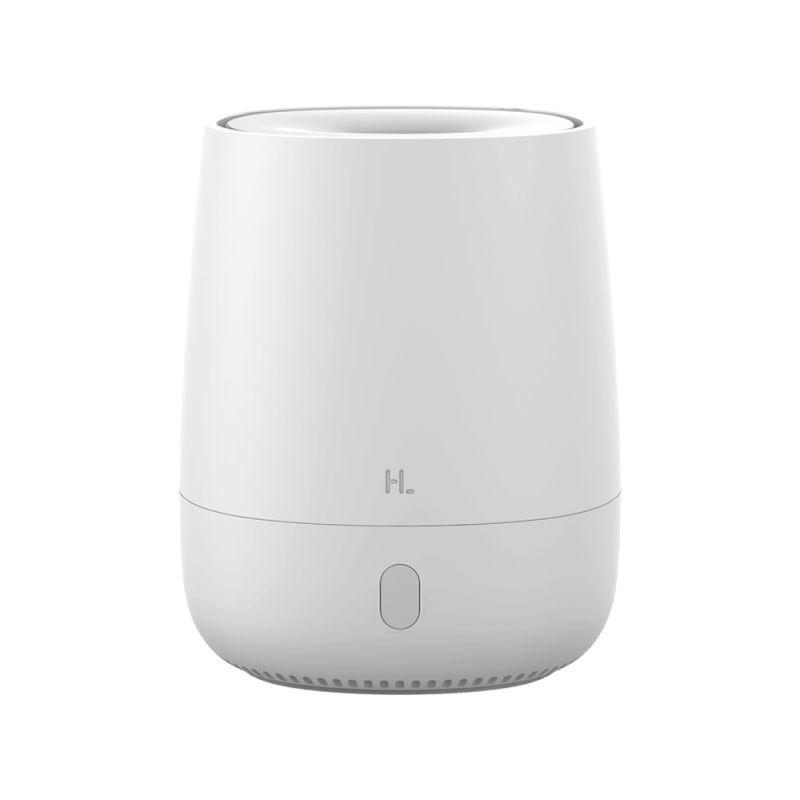 2021悦生活HL香薰机卧室办公室小型喷雾化净化夜灯家用加湿器