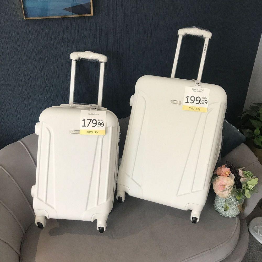 出口意大利小乌龟外贸原单超轻耐磨防刮拉杆箱万向轮行李箱旅行箱