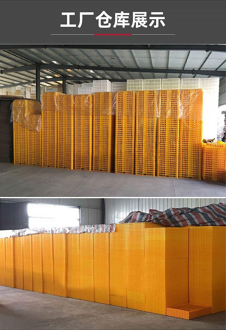 鳥籠【量大優惠】雞籠周轉箱家用大號加厚防摔養殖運輸塑料雞鴨鵝兔籠