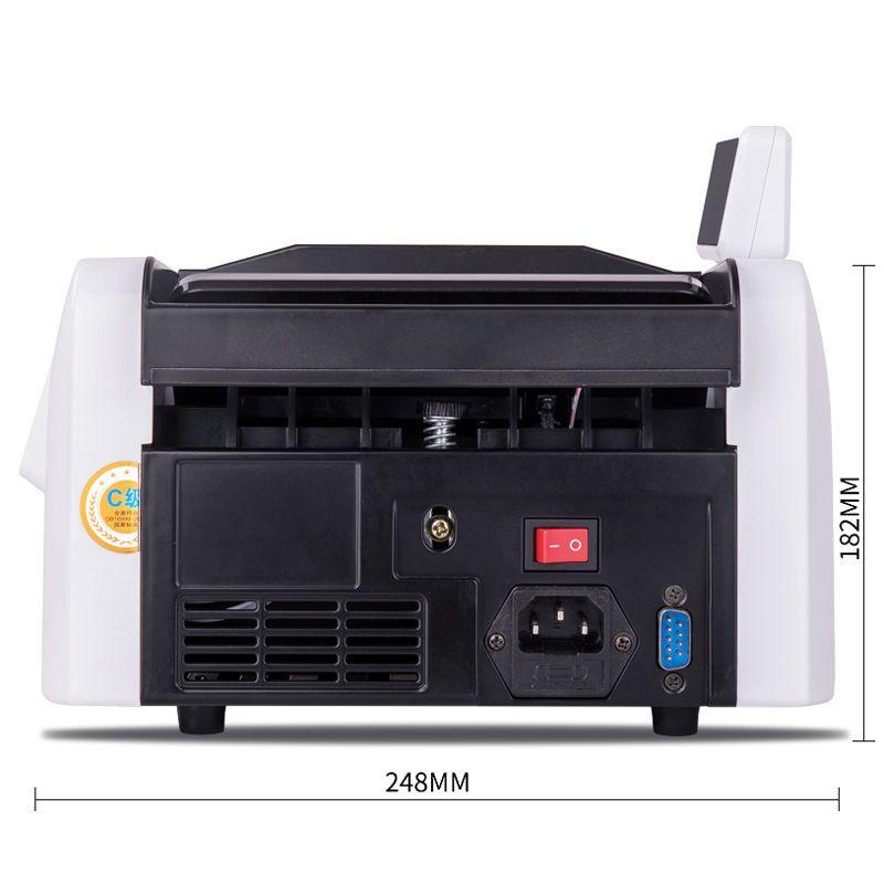 77480-得力33302S点钞机家用商用便携式智能语音验钞机新版人民币过钱机-详情图