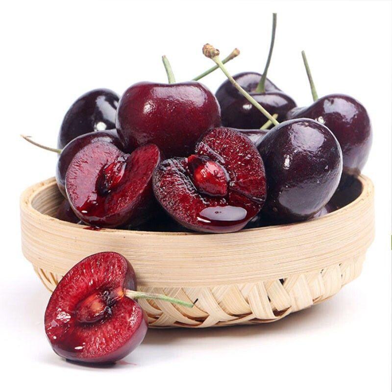 现货车厘子新鲜智利车厘子水果黑珍珠大樱桃脆甜顺丰包邮