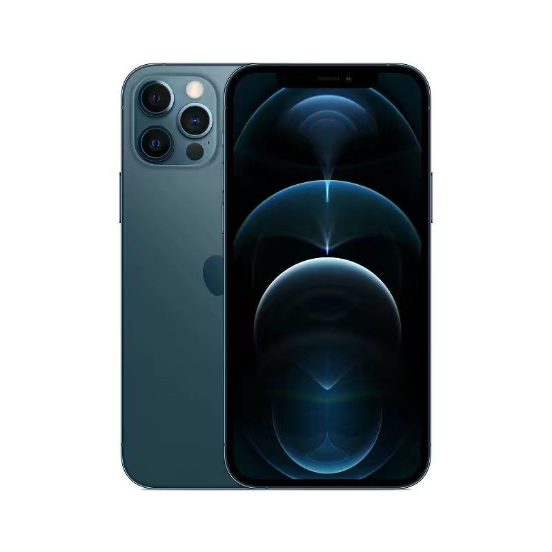 百亿补贴:Apple苹果 iPhone 12 Pro Max 5G智能手机 128GB