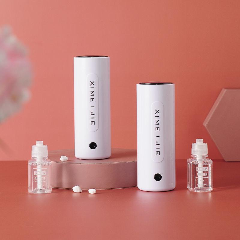 2021小白静音香氛机大容量卧室办公室客厅空气净化小型迷你自动熏