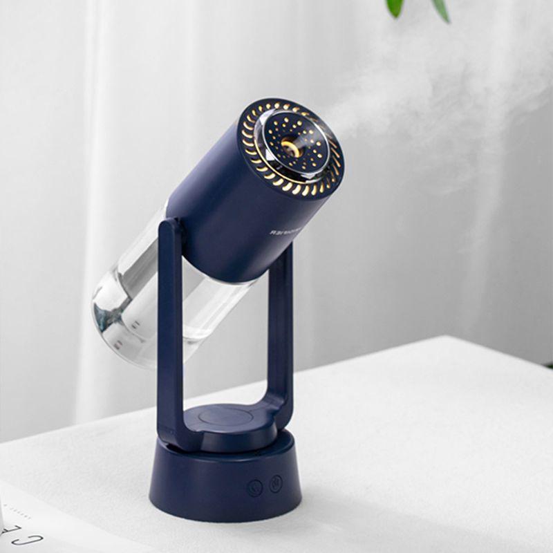 2021负离子加湿器家用小型大雾量保湿护肤喷雾空气净化抑菌除尘无