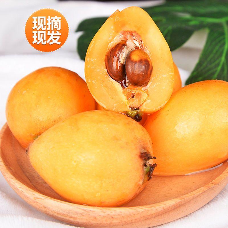 【鸡蛋大枇杷】福建新鲜枇杷果1/5斤