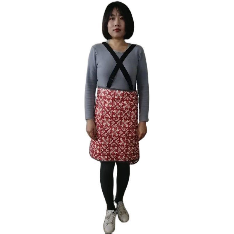 皓邦超柔软型X光X射线防护服吊带铅围裙防伽玛射线辐射下身围裙