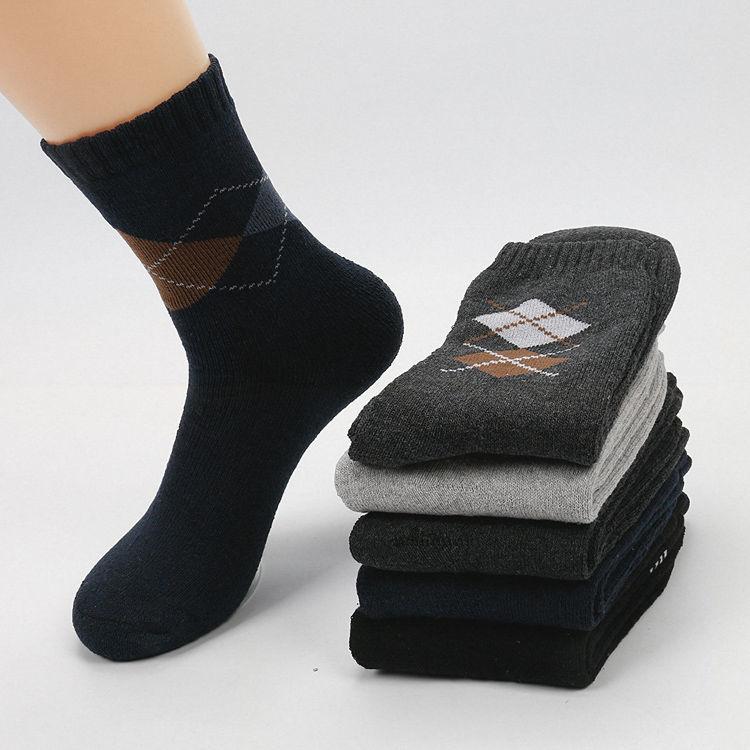袜子男中袜男士袜子春秋袜子男休闲袜子男透气袜子男