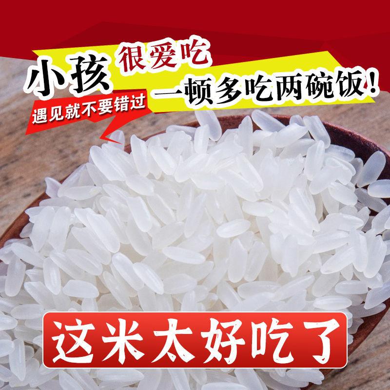 【五常稻花香大米10斤】东北大米20斤批发价稻花香米新米五常大米