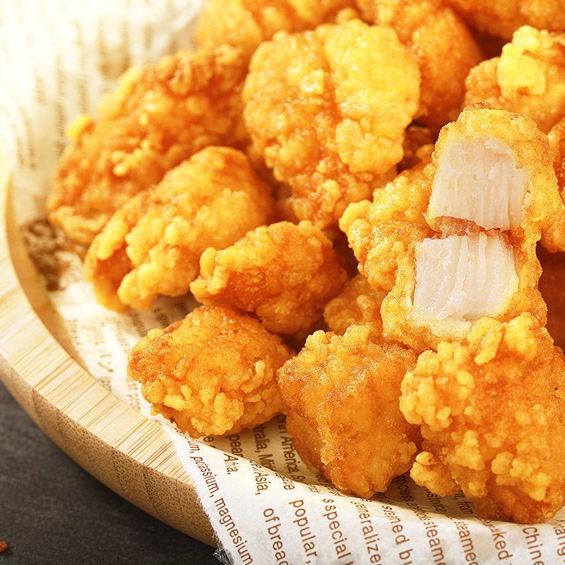 鸡米花炸鸡半成品肯德基袋装鸡米花400g