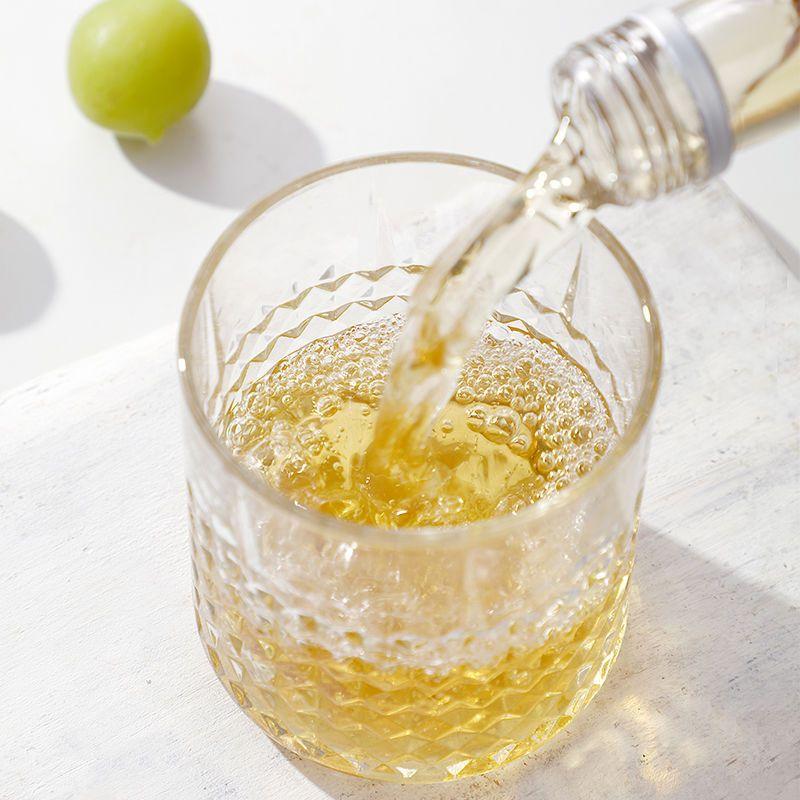 几许时光威代尔冰酒风味蔓越莓酒青梅酒375ml/瓶微醺女士果酒10度