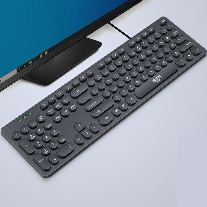 37765-静音键盘鼠标套装机械手感有线笔记本电脑usb办公家用可爱女生-详情图