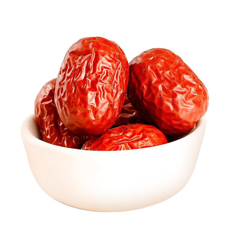54139-新疆若羌一级红枣灰枣 厂家直销补血零食干果蜜饯免洗优质小红枣-详情图