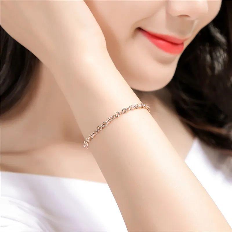 【神价】满天星银手链ins钛钢项链