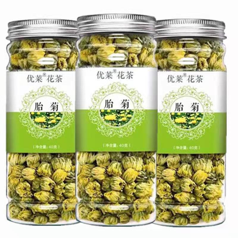 胎菊菊花茶,多种组合满足不同需求