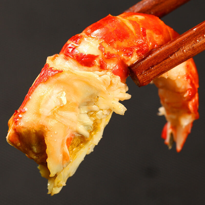 75628-麻辣小龙虾熟食即食香辣蒜蓉4-6钱鄱阳湖龙虾盒装自热大虾-详情图