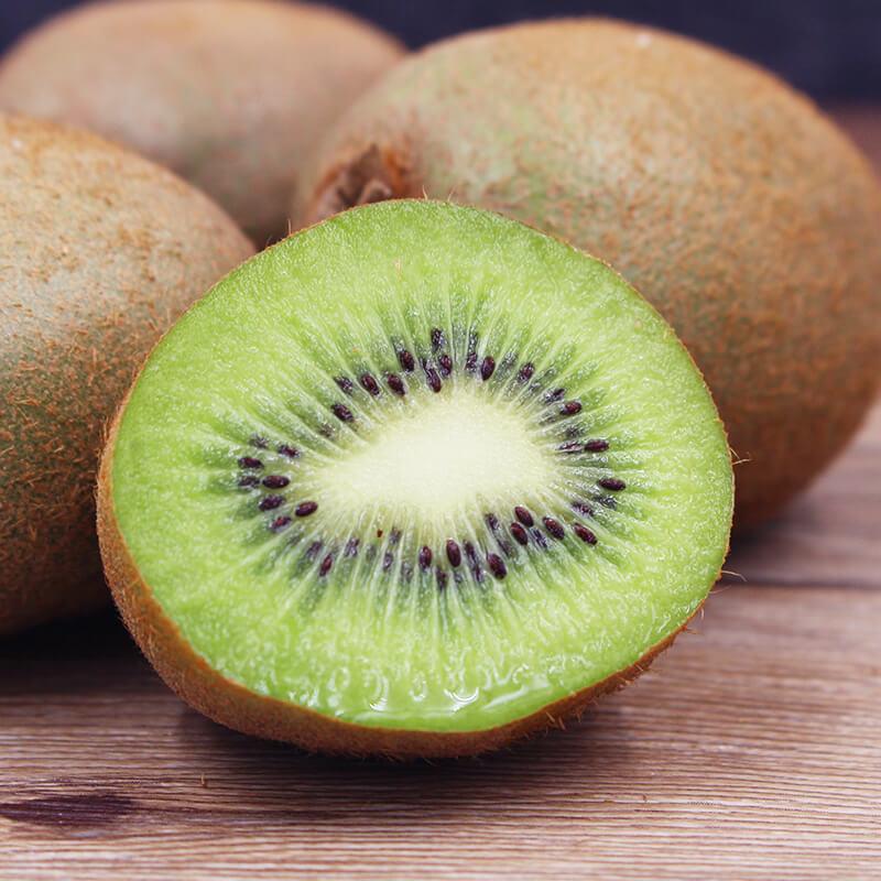 陕西绿心猕猴桃新鲜包邮水果当季整箱大果绿心狝猴桃弥核桃异果