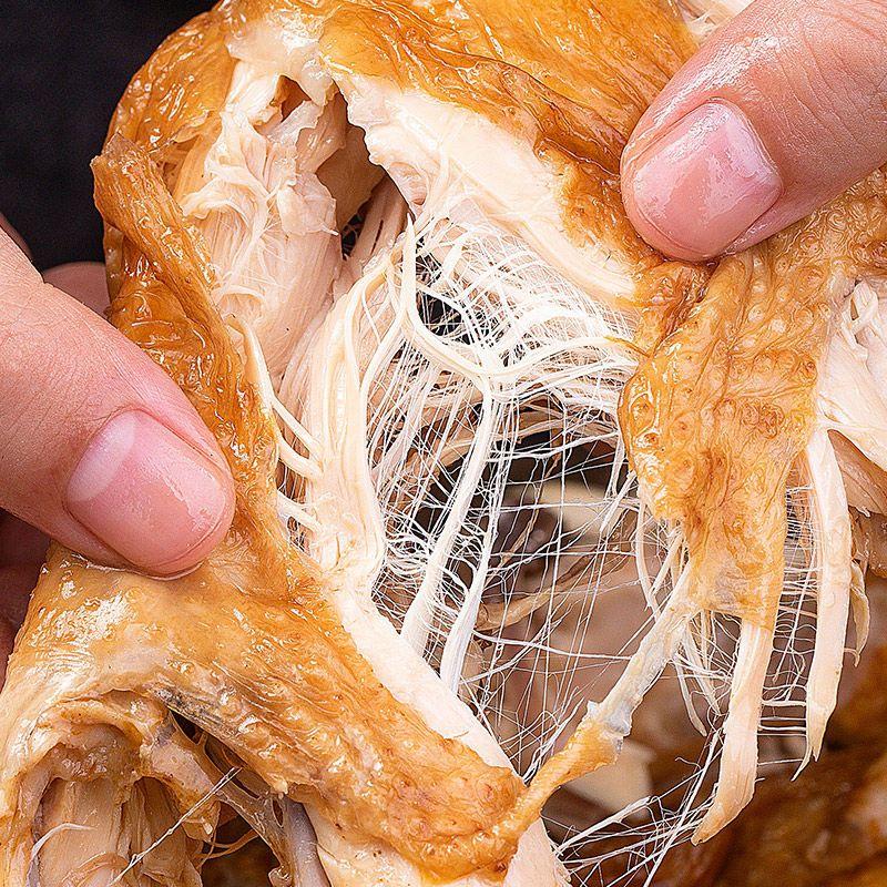 54240-【德州扒鸡旗舰店】德州扒鸡 正宗 特产五香鸡肉 零食熟食-详情图