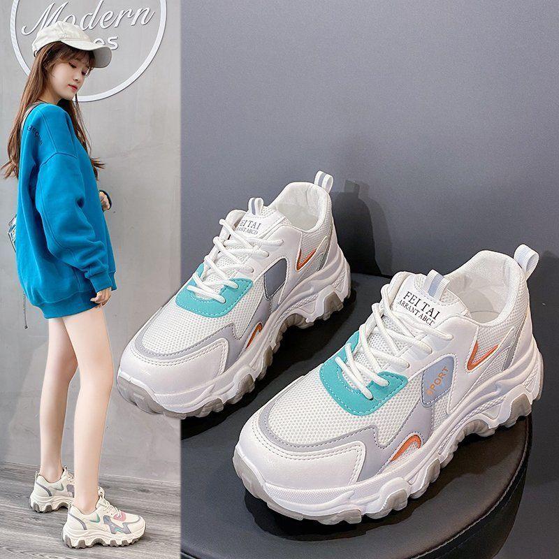 2021新款春季节老爹鞋