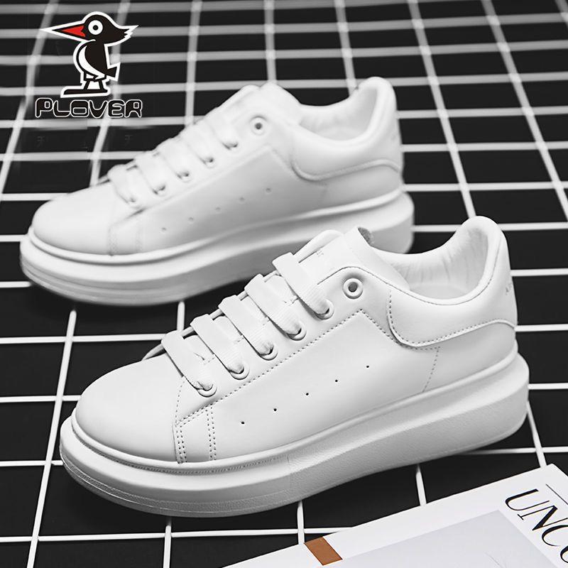 啄木鸟女鞋2021春季新款小白鞋
