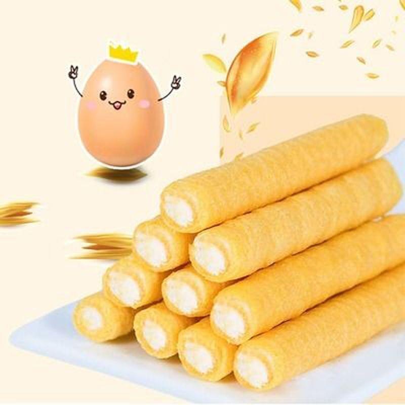 卷心酥夹心蛋卷鸡蛋卷散装小零食
