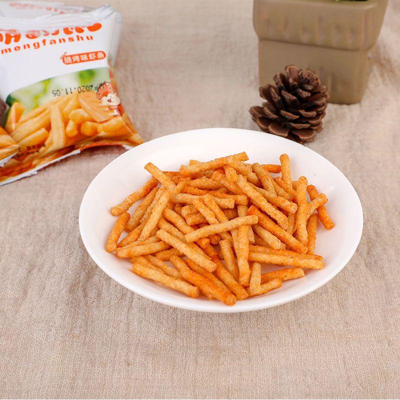 咪你薯条虾条210g包虾片办公室网红小零食