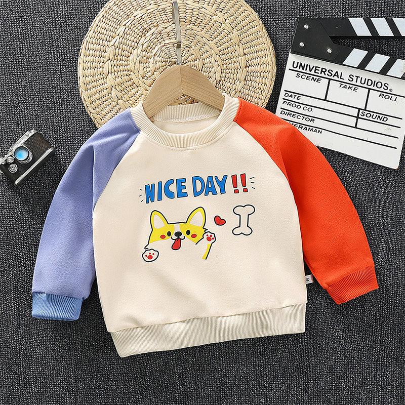 儿童单件套头卫衣1件