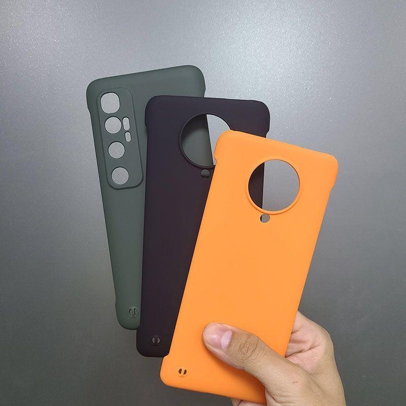 37743-红米k30至尊版无边框手机壳小米k30s超薄硬壳k20Pro原装同款Redmi-详情图