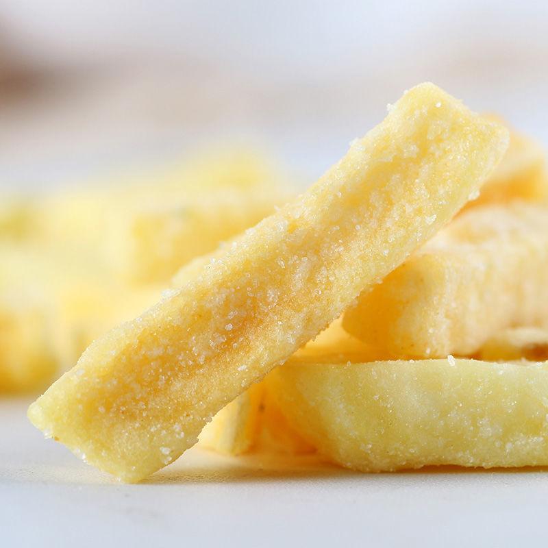 脆升升薯条土豆条脆生生香脆蜂蜜黄油味休闲膨化零食品小吃整箱