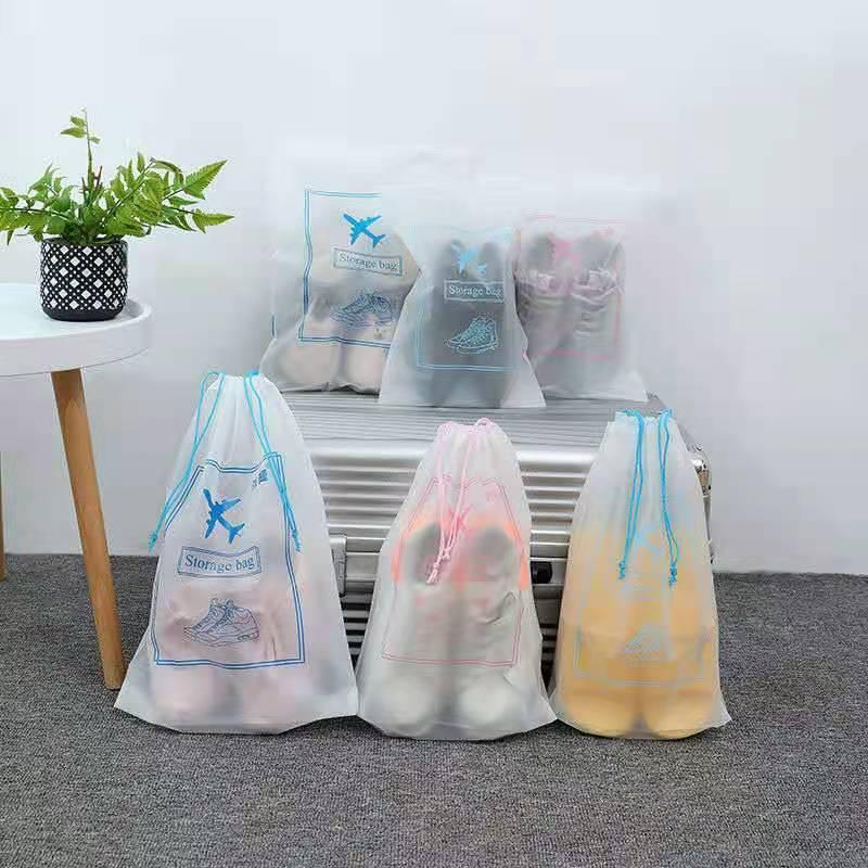 鞋子收纳袋透明鞋袋2个