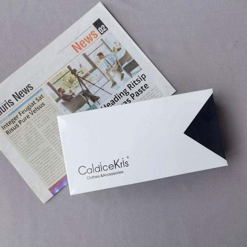 CaldiceKris2021新款男士莫代尔纯色平角裤0892