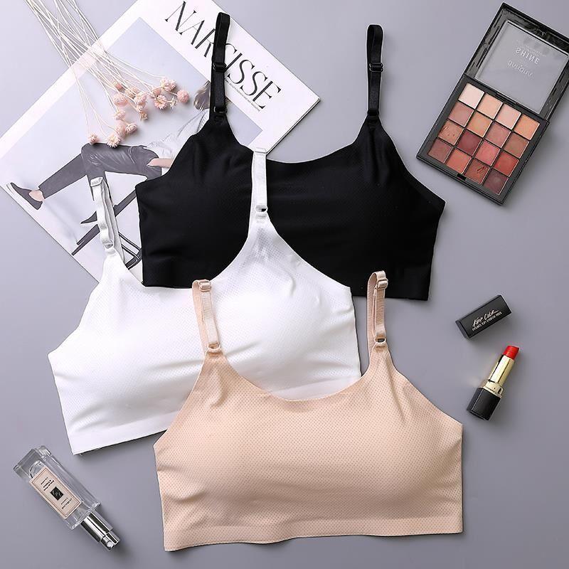 内衣女学生韩版睡衣蕾丝美背性感裹胸小背心
